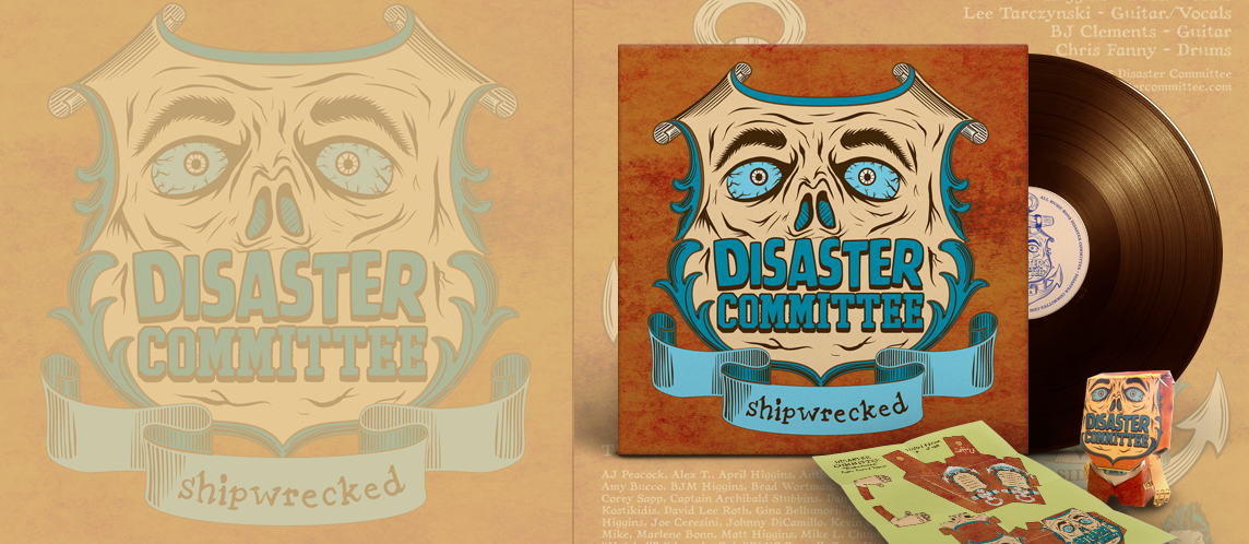Shipwrecked Web Banner