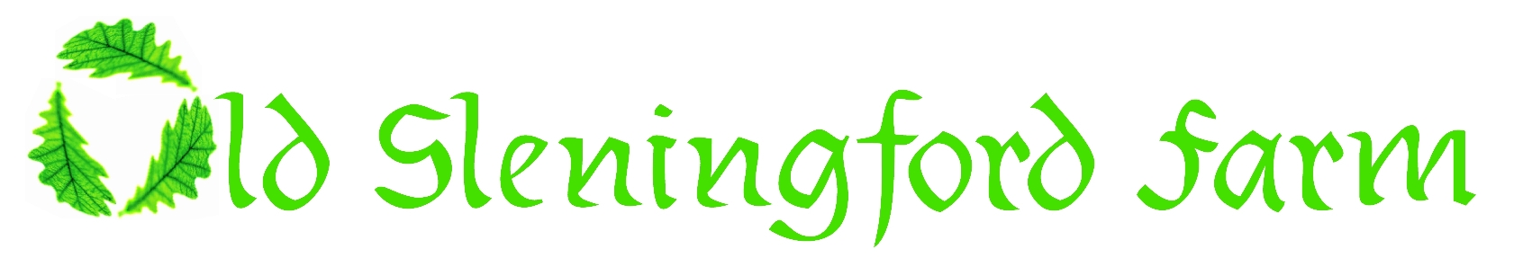Old Sleningford Farm logo